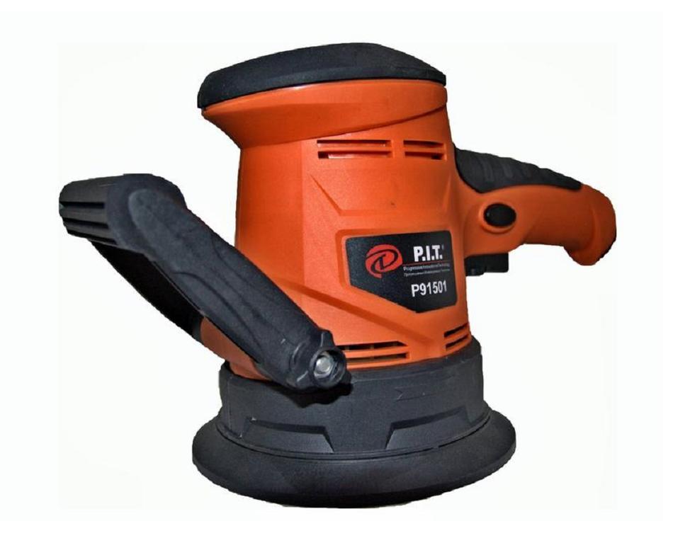 """91501 - """"P.I.T."""" Эксцентриковая шлифовальная машина 700 w 125 mm"""