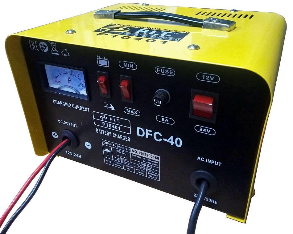 "10401 - ""P.I.T."" Пуско-зарядное устройство 410 А"