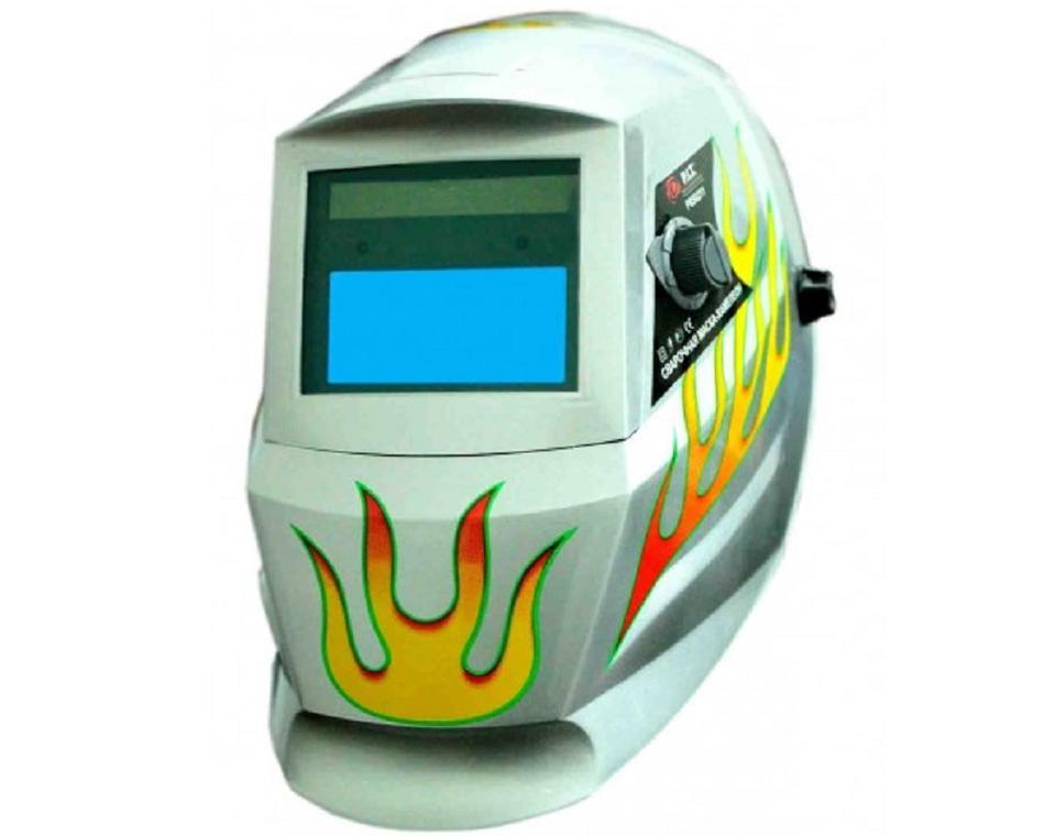 """Р856211 - """"P.I.T."""" Сварочная маска - Хамелеон"""