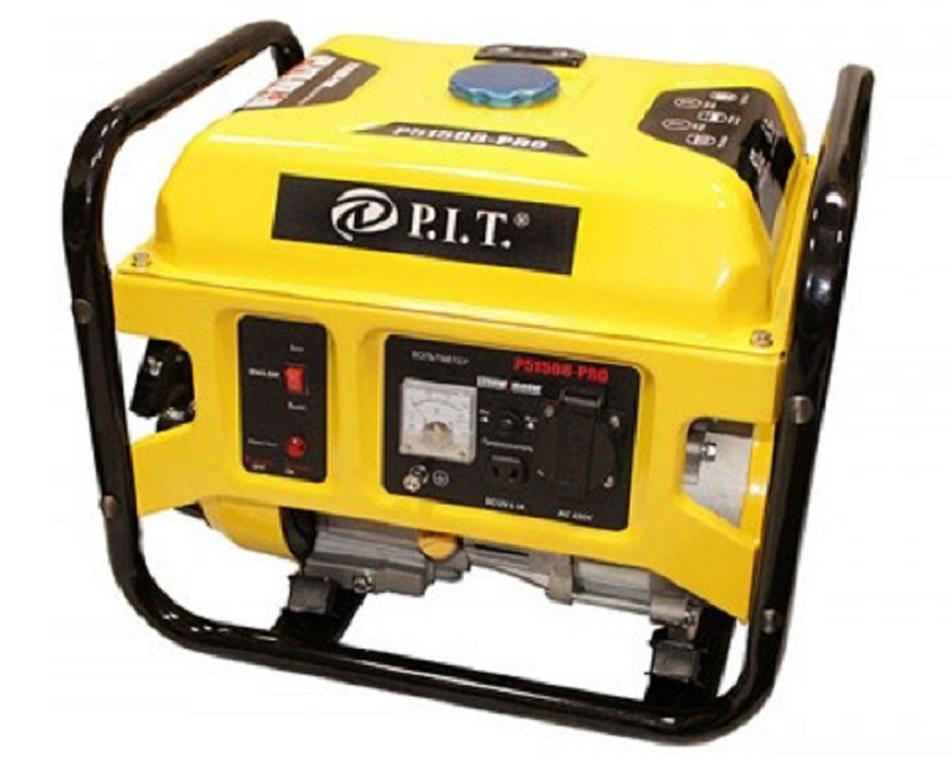 "51508 - PRO - ""P.I.T."" Бензиновый генератор 1,5 kW"