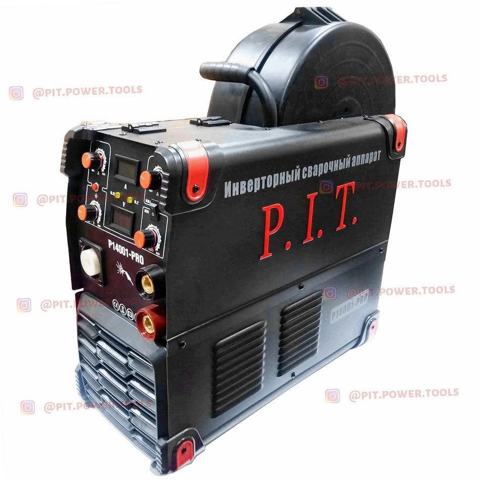 """14001-PRO - """"P.I.T.""""  Инверторный сварочный аппарат"""