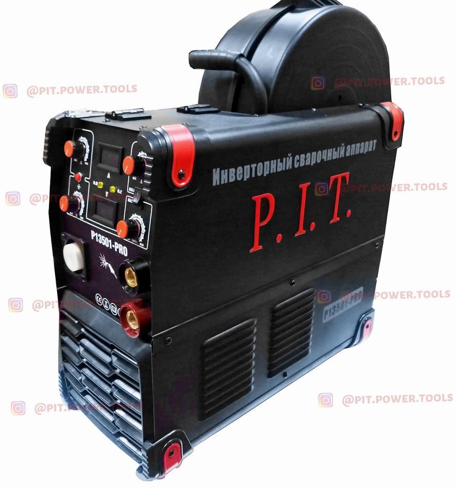 """13501-PRO - """"P.I.T.""""  Инверторный сварочный аппарат"""