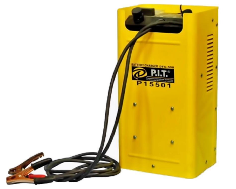 "15501 - ""P.I.T."" Пуско-зарядное устройство 550 А"