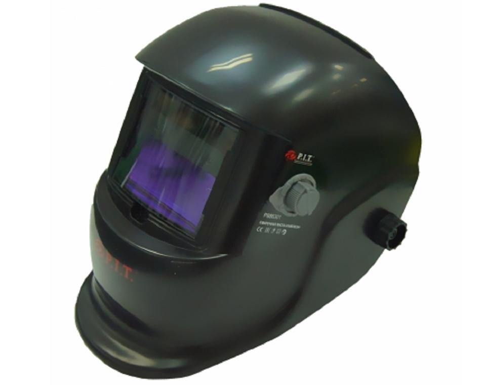 """Р886301 - """"P.I.T."""" Сварочная маска - Хамелеон"""